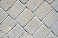 Gray Sidewalk Texture fotos de stock