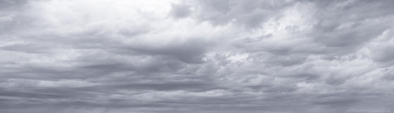 Gray skies Royalty Free Stock Images