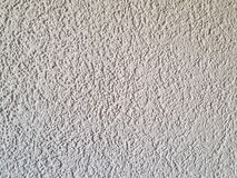 Gray skim coat cement wall texture, background stock image