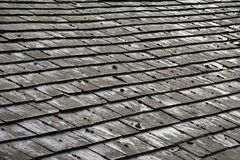 Gray Slates Royalty Free Stock Photography