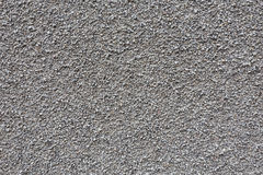Gray small granite stone floor background Stock Images