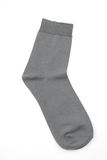 Gray socks Royalty Free Stock Photo