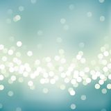Gray sparkle Royalty Free Stock Image