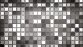 Gray squares abstract background Royalty Free Stock Images