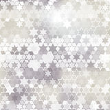 Gray star background. Gray star pattern abstract style for web illustration stock illustration
