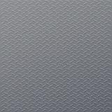 Gray steel floor background with diamond pattern Royalty Free Stock Images