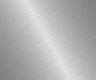 Gray steel texture Stock Images