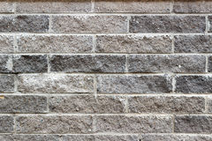 Gray stone bricks wall texture. Abstract stone brick background Royalty Free Stock Photography