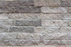 Gray stone bricks wall texture. Abstract stone brick background Stock Image
