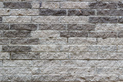 Gray stone bricks wall texture. Abstract stone brick background Stock Photos
