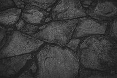 Gray stone floor pattern. Background Stock Image