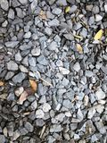 Gray Stone Rock Background. Close-up of Gray Stone Rock Background Stock Image