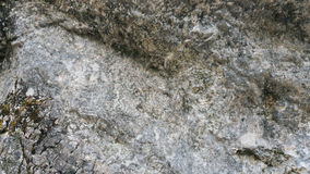 Gray Stone Texture Background. Wide angle light Royalty Free Stock Image