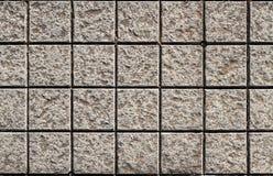 Gray stone tiles background Royalty Free Stock Image
