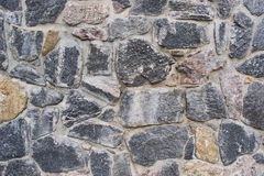 Gray stone wall background. Abstract background with stone wall Stock Photos