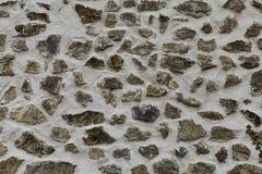 Gray stone wall Royalty Free Stock Photo