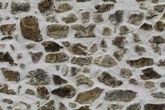 Gray stone wall Royalty Free Stock Photography