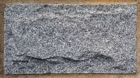 Gray Stone Wall Texture immagine stock libera da diritti