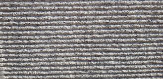 Gray stones with striped texture background. stock photography