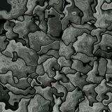 Gray stony stained abstract modern background Stock Photo