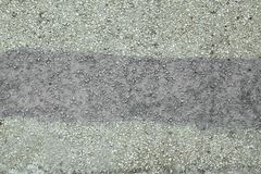 Gray stripe on the stone floor.abstract background with place for text.  stock photo