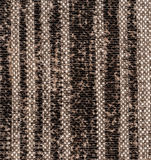 Gray striped fabric as background Royalty Free Stock Images