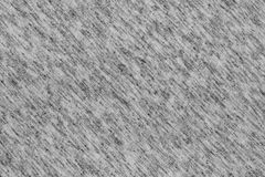 Gray striped fabric background. Stock Images