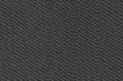 Gray striped fabric texture Stock Images
