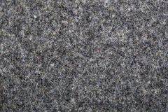 Gray fabric background. Gray structure of a  knitted woolen fabric background Stock Image
