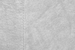Gray suede texture Royalty Free Stock Images