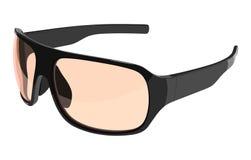 Gray sunglasses Royalty Free Stock Photo