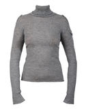 Gray sweater Royalty Free Stock Photos