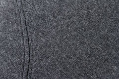 Gray sweater texture Royalty Free Stock Photography