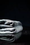 Gray sweaters Stock Photo