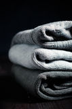 Gray sweaters Stock Photography