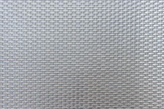 Gray synthetic rattan texture Stock Photos