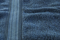 Gray Synthetic Woolen Towel Royalty Free Stock Images