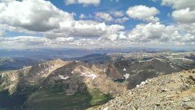 Gray szczyt Zdjęcie Royalty Free