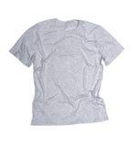 Gray t-shirt Stock Photos