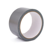 Gray tape isolated Stock Images