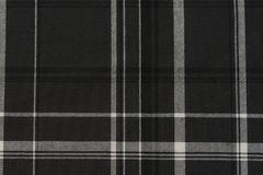 Gray tartan Stock Images