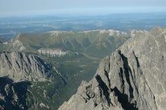 Gray Tatry-Berge stockbilder