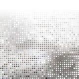 Gray Technology Background abstracto, vector Imágenes de archivo libres de regalías
