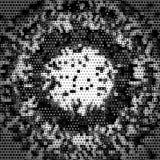 Gray Technology Background abstracto, vector Foto de archivo