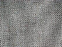 Gray Textile-achtergrond Royalty-vrije Stock Afbeeldingen