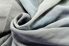 Gray textile Stock Photo