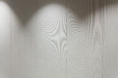 Gray textile covered wall Stock Photography