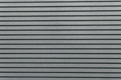 Gray textural wall. With stripes parallet Royalty Free Stock Photo