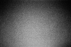 Gray texture. Of small film grain Stock Photography