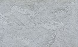 Gray texture of plaster, decorative coating for walls in macro photography Stock Photo